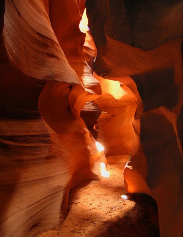 Каньйон Антилопи, США