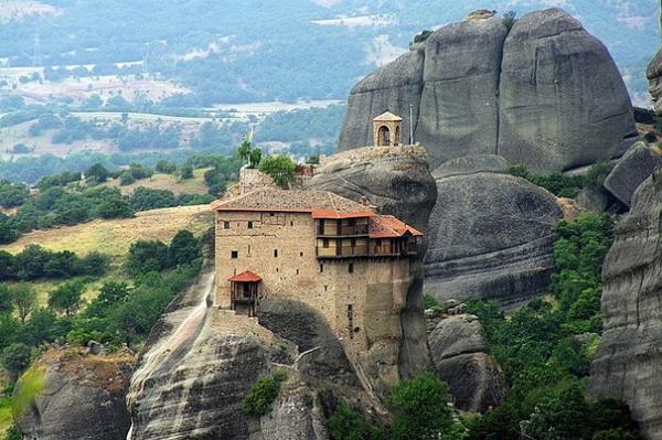 Монастирі Метеора, Греція