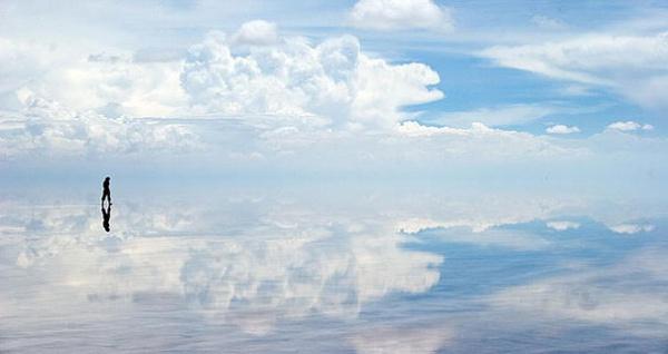 Соляна пустеля, Болівія