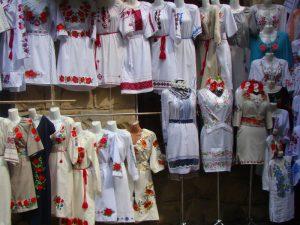 ринок вишиванок, Коломия