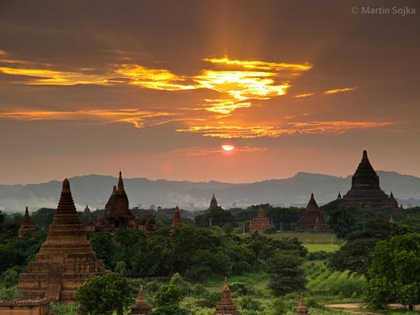 Баган, М'янма