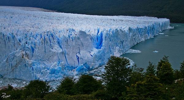 Льодовик Періто-Морено, Аргентина