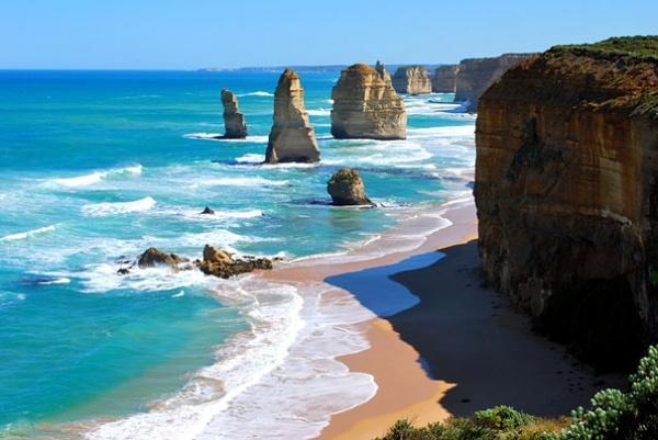 Дванадцять апостолів, Австралія