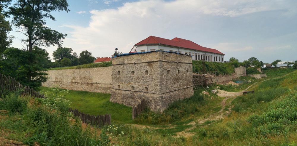 Збаразький замок